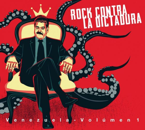 """Rock Contra La Dictadura"" disponible para descarga gratuita"