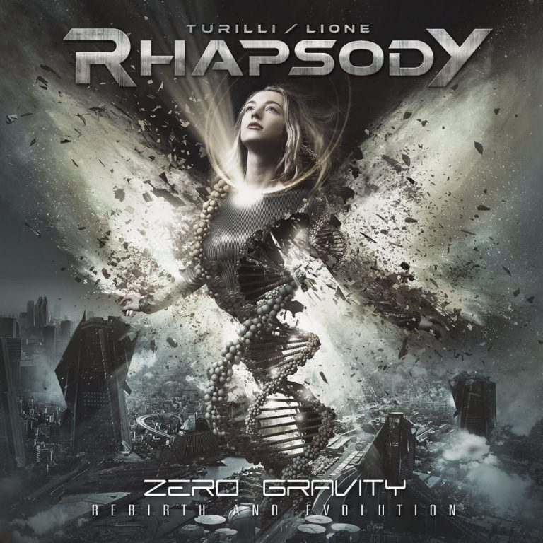 "Turilli-Lione: Rhapsody – ""Zero Gravity: Rebirth and Evolution"""