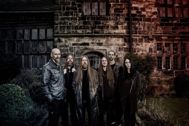 "My Dying Bride devela los secretos del ""Fantasma de Orión"""