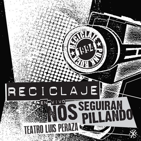 Reciclaje lanza disco y vídeo en vivo «Nos Seguirán Pillando»